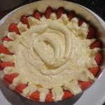 Garnissage - fraisier