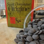 Dôme façon trianon - chocolat barry 70%