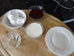 En mode bavarois - fou de pâtisserie
