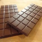 Tarte au chocolat caramel cacahuètes Pierre Hermé