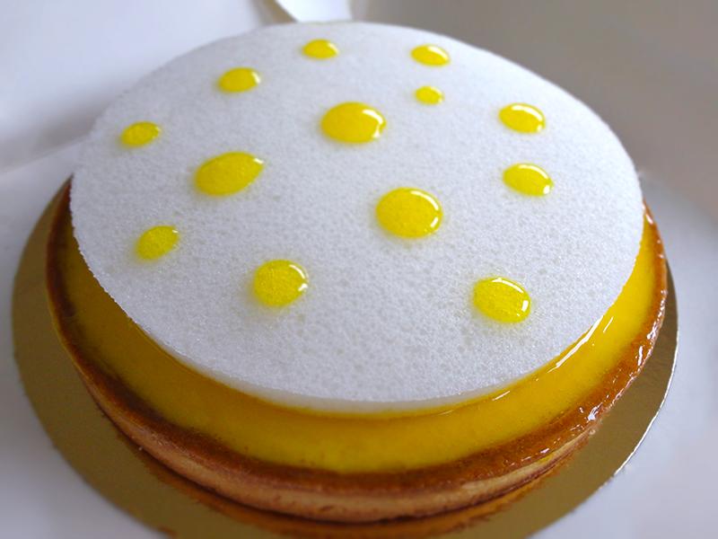Tarte citron meringuée d'Arnaud Larher – Fou de pâtisserie n°9