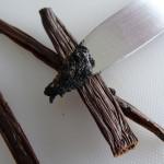 Religieuse vanille cacahuètes fou de pâtisserie