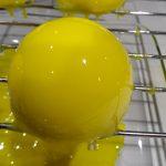Dôme complètement citronné