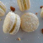 Macarons coco façon raffaelo