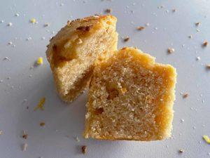 Muffins complètement citronnés